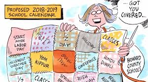 2018 19 academic calendar now up for planning get a head start on next school year