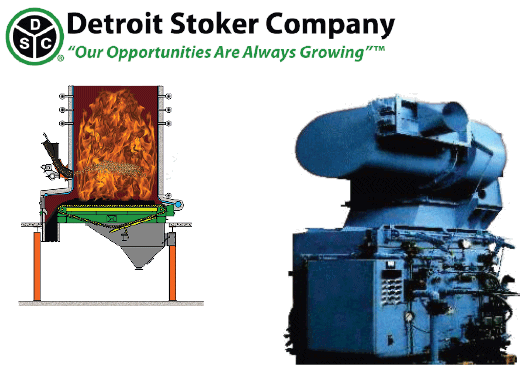 - Detroit Stoker Company leads the way in unlocking the value of renewable energy sources. Industrial and municipal solid waste can be recycled as renewable fuels which is both cost effective and environmentally friendly.  Detroit Stoker can provide products and services for:  Stokers/grates, LoNOx Burners, Rotary, Feeders, Rotary Airlocks, Fuel Distribution, Material Handling, OFA/Secondary Air, and Grate Drives