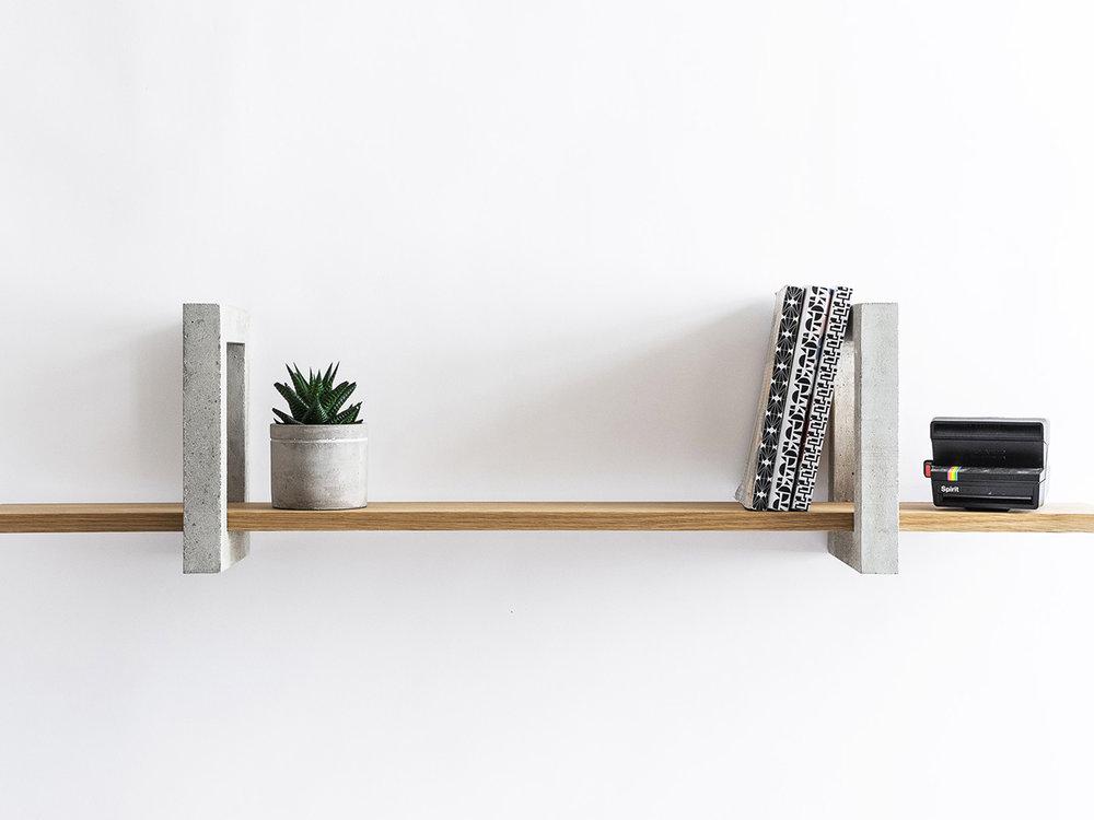 Shelves -