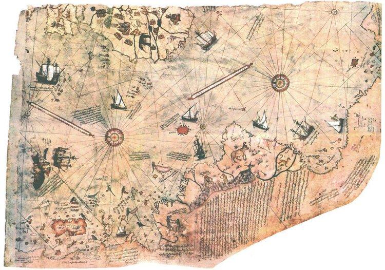 Piri Reis Map The Mystery of the Piri Reis Map — Beyond Science Piri Reis Map
