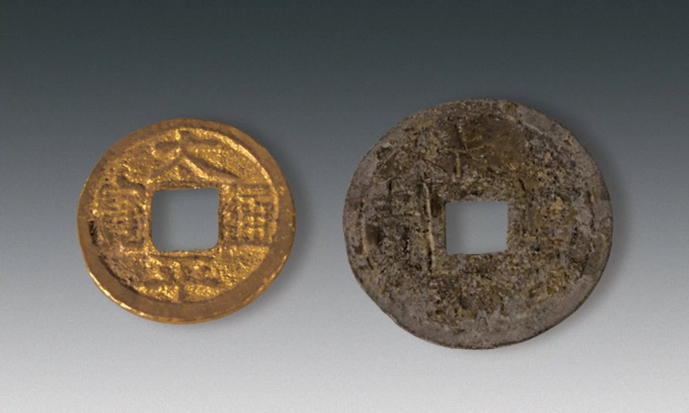 Gold-and-silver-tokens-found-in-tomb.jpg