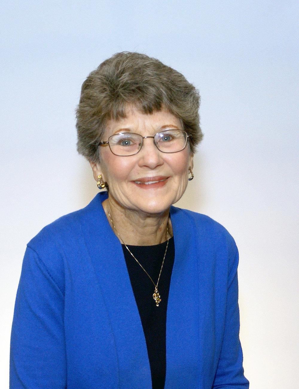Louise Lindberg - Treasurer