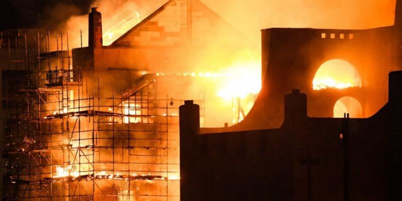 Glasgow School of Art (Getty Images)
