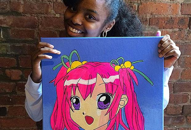 It's our mission to offer innovative art programs for all age groups and socioeconomic classes. -