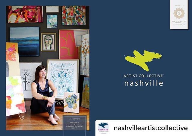 So excited to be part of the 2019 Scout Guide with the amazing Rowanne McKnight of @nashvilleartistcollective at the helm surrounded by the other incredible NAC artists!!! 🙌💙🙌 @thescoutguide #nashvilleartistcollective #otomiwatercolor #thescoutguidenashville #katherinemillerart
