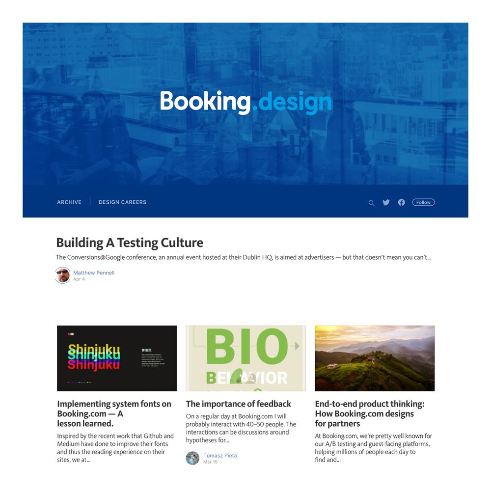 booking.design