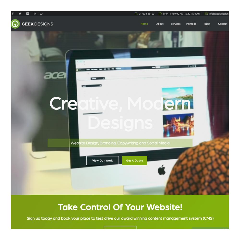 geek.design