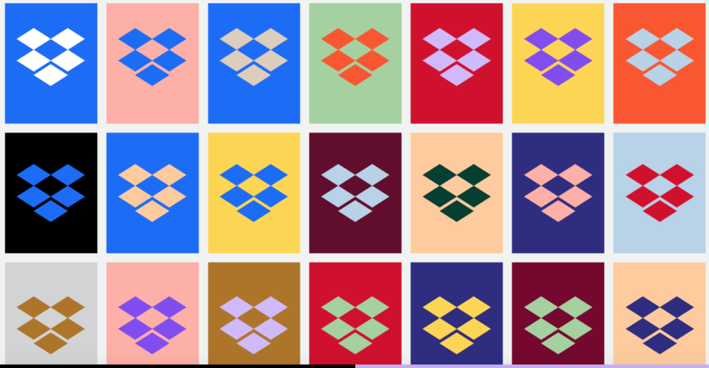 Dropbox Logo Designs