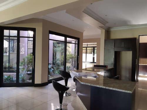 Existing Kitchen & Atrium
