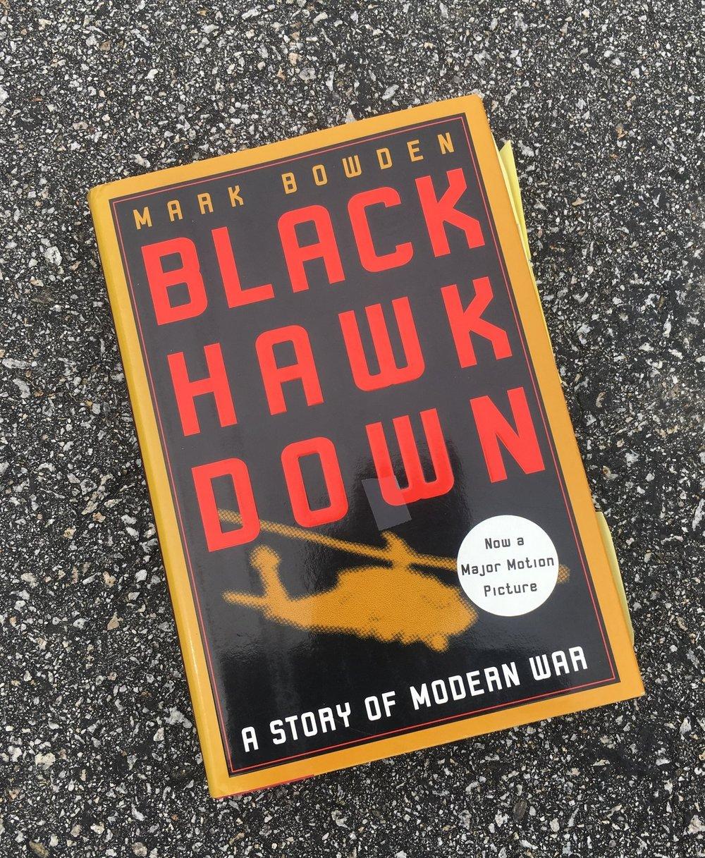 Black Hawk Down  / Atlantic Monthly Press