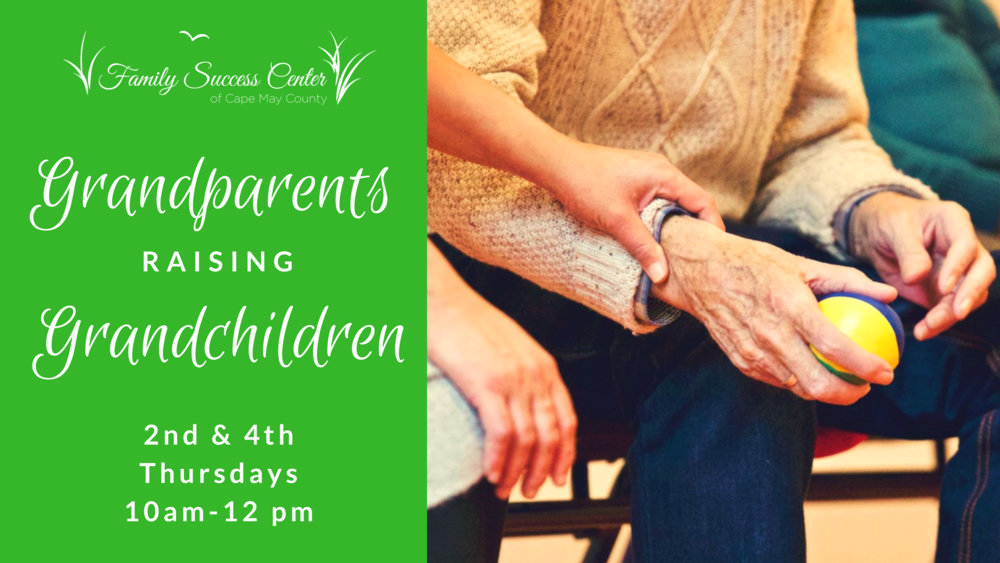 Grandparents Raising Grandchildren  - Support and advocacy for grandparents. Childcare and refreshments provided.