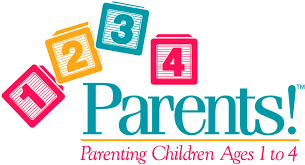 1, 2, 3, 4 Parents! - An interactive learning experience teaches parents the fundamental attitudes and skills necessary for parents of young children ages 1-4