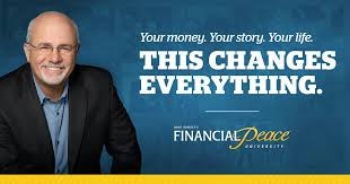 Financial Peace - Financial Peace University is a 9 lesson, money-management course created by financial leader, Dave Ramsey. This course will walk you through the basics of budgeting, dumping debt, planning for the future and much more.
