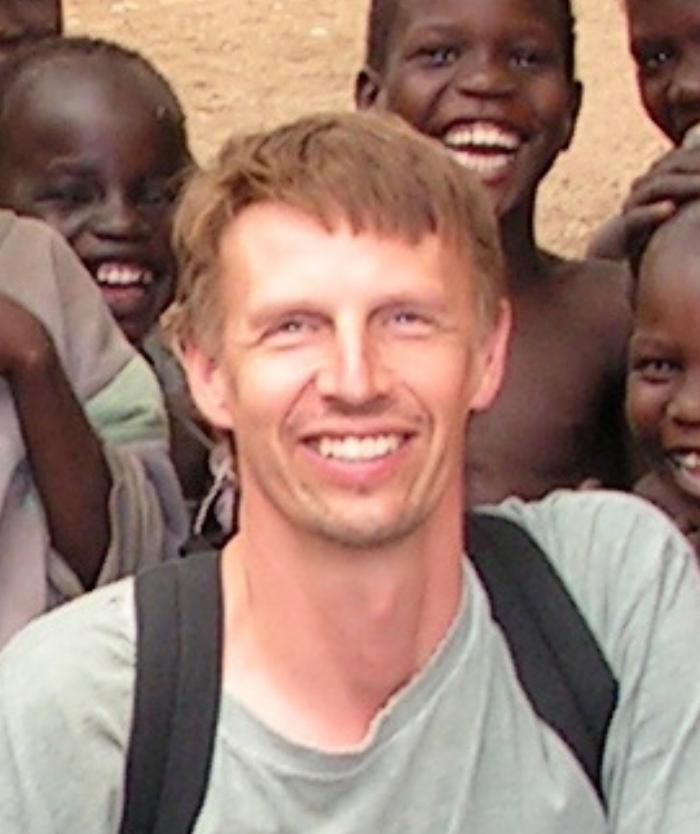 Paul Lindberg: Africa
