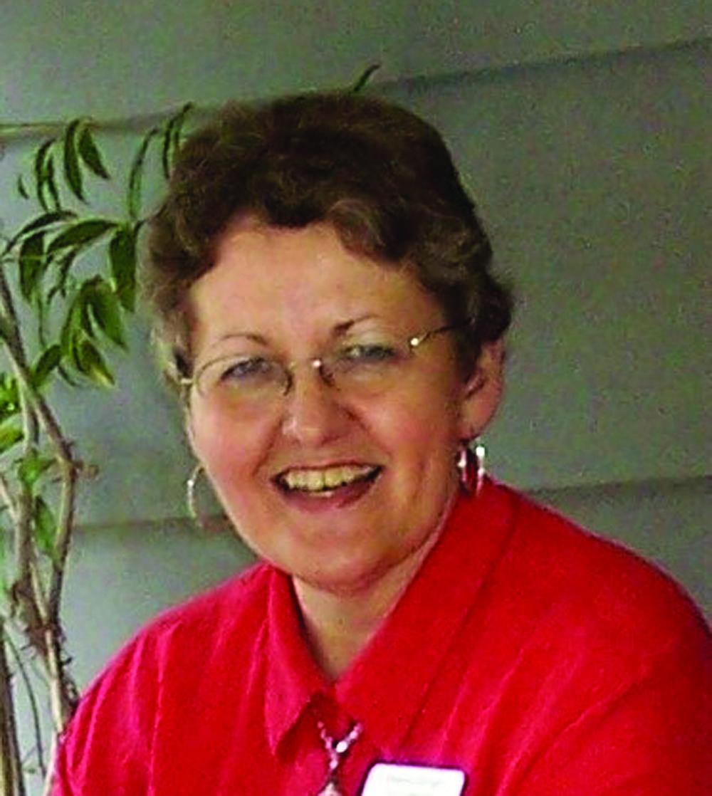 Becky Albright: USA