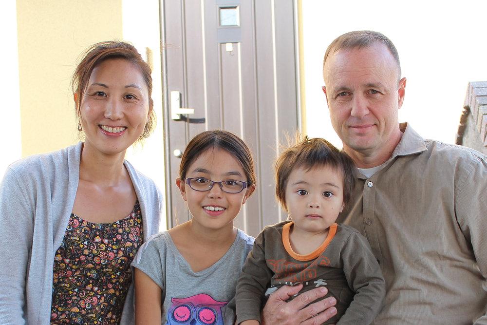Michael & Mariko Yaney: Japan