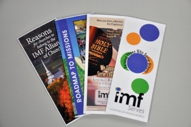 Brochures - Take a look at printed material about IMF.