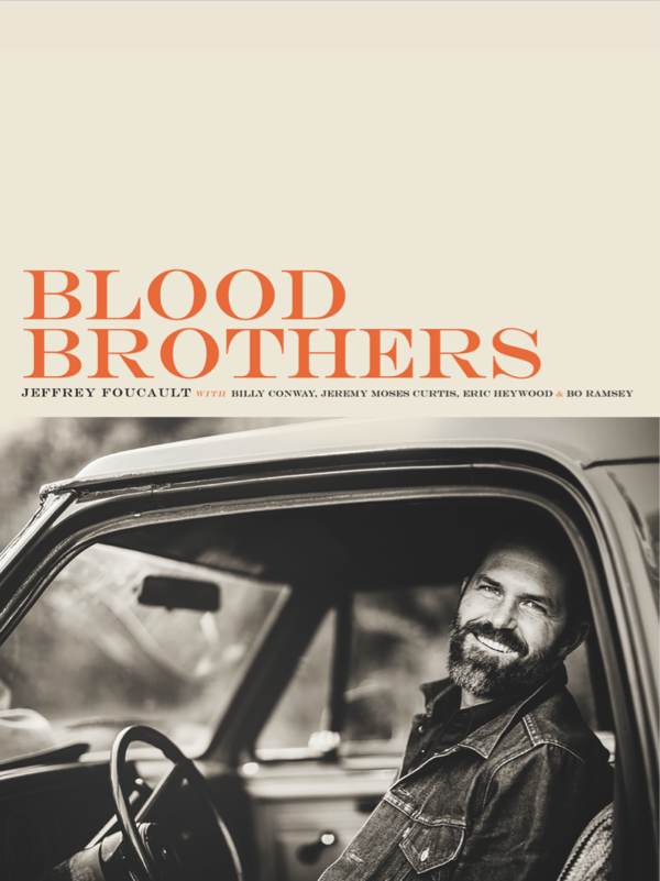 Foucault Blood Brothers Tour Poster