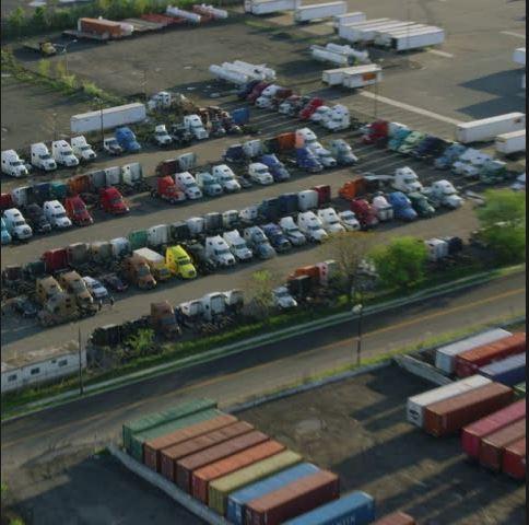 Fuel & Truck Parking Depot