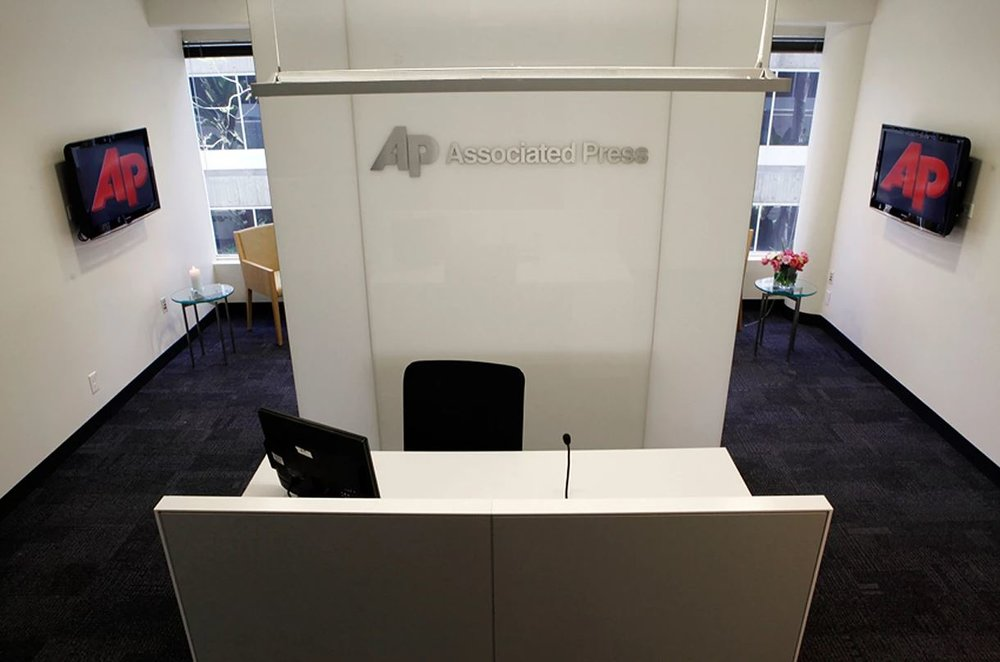 Associated Press Headquarters Renovation