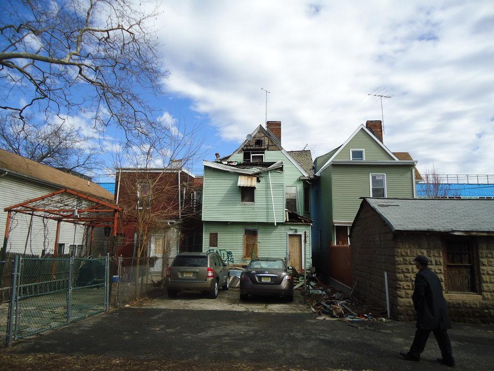 Real Estate Rehabilitation Cost Estimator City of Newark Abandoned Properties