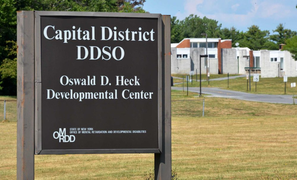Developmental Disabilities Services Offices