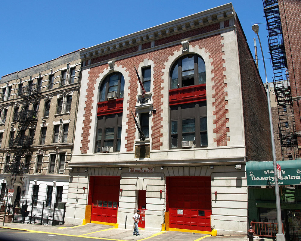 FDNY Firehouse Rehabilitation - Engine Company 80