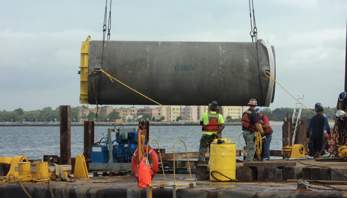Coney Island Plant Outfall Reconstruction