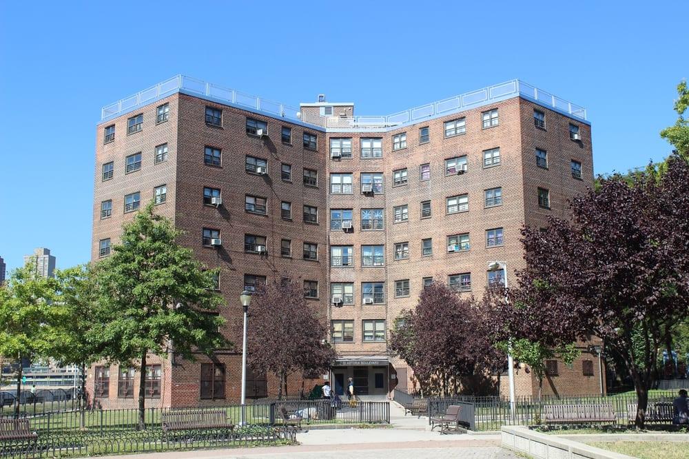 NYCHA - Astoria Houses