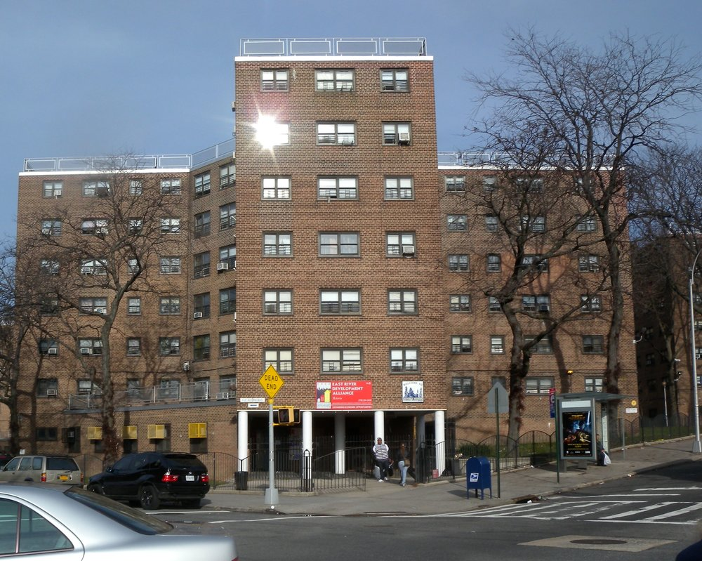NYCHA - Astoria Housing, Rehabilitation of 22 Elevators