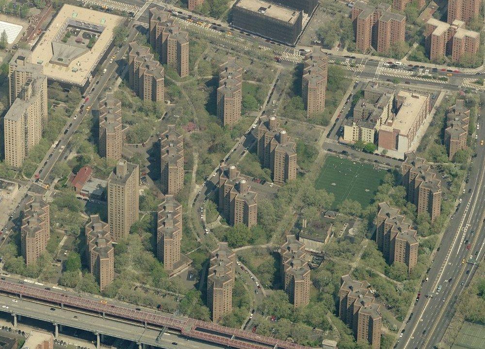 NYCHA - Baruch Housing