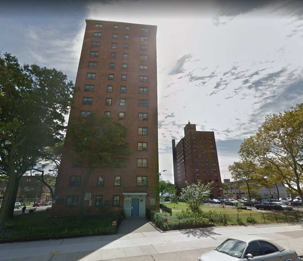 NYCHA - Haber Houses