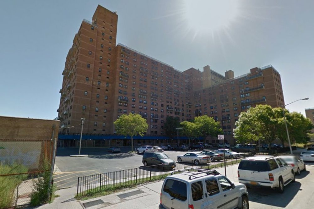 NYCHA - Hurricane Sandy Damage Assessment of NYC Housing Buildings