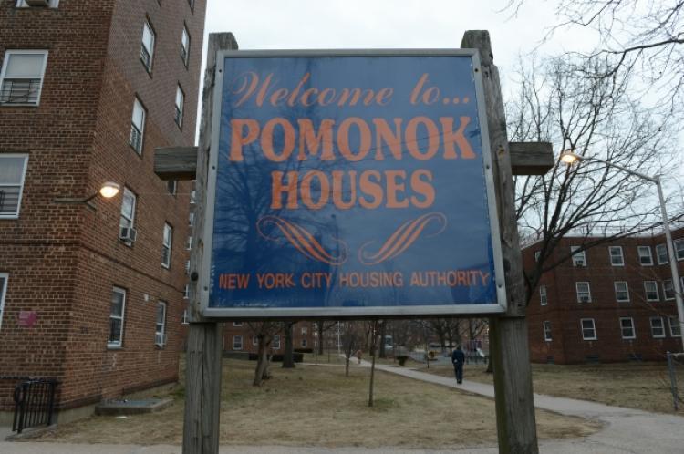 NYCHA - Pomonok Houses