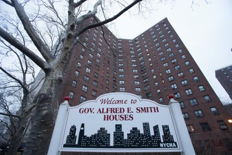 NYCHA - Smith Housing Development