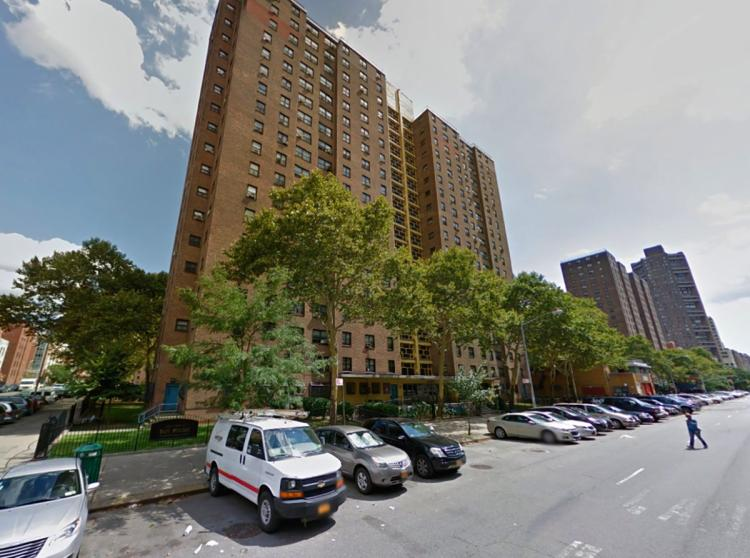NYCHA - Taft Houses, Exterior Restoration and Roof Replacement
