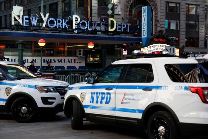 NYPD Backup Generators