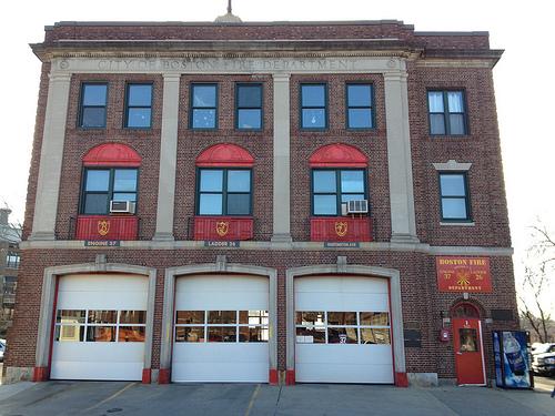 Boston PFD Fire Station Upgrades
