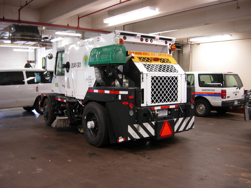DSNY Contract W.O. 5- M4/4A/7 Broom Wash Rehabilitation