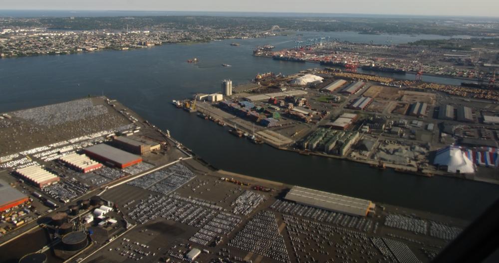 Port Newark Office Relocation