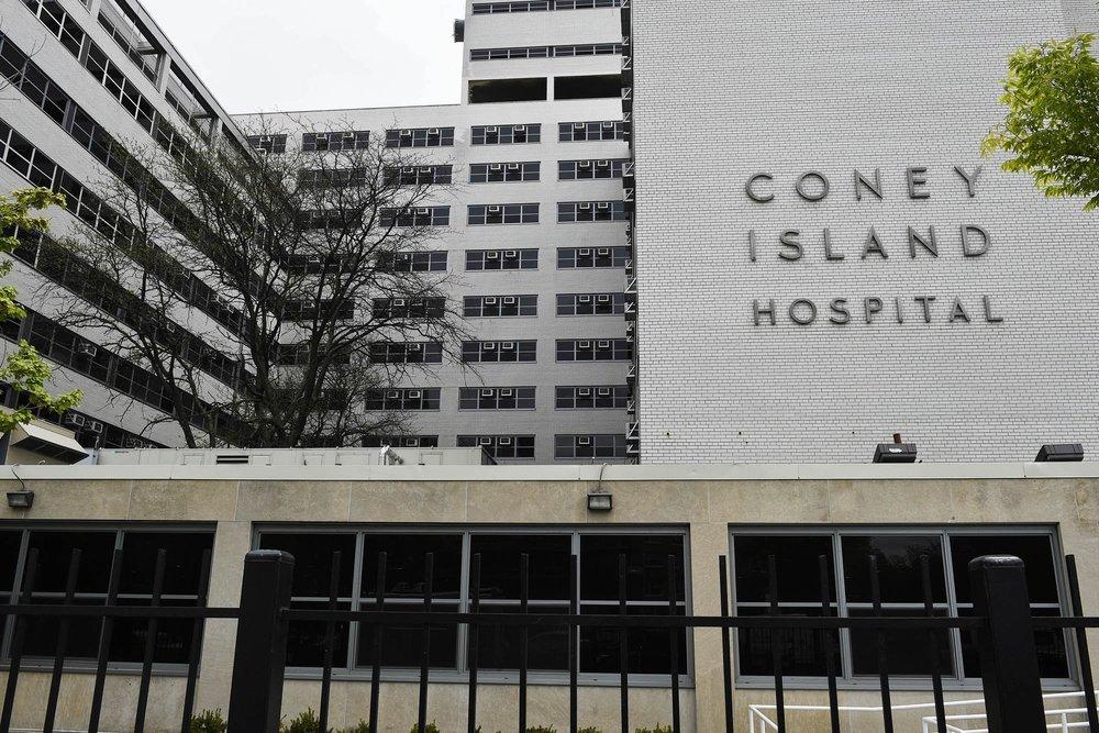 Coney Island Hospital - Mitigation Project