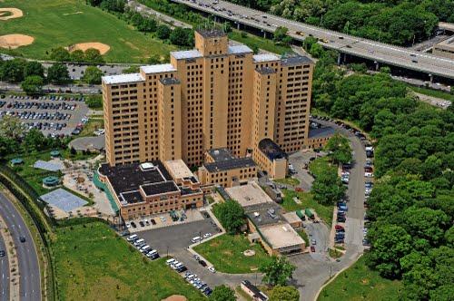 Creedmoor Psychiatric Center Grounds -Transportation Building