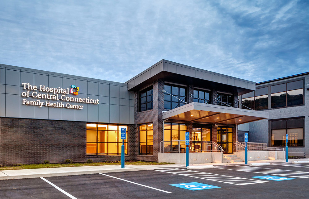 Hospital of Central Connecticut - Data Center