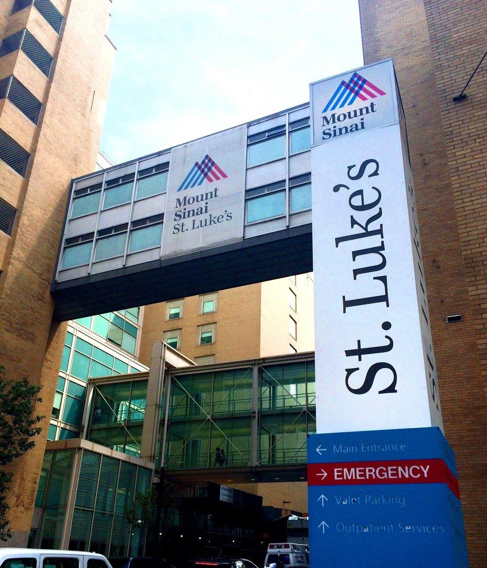 Mt. Sinai St. Luke's Hospital