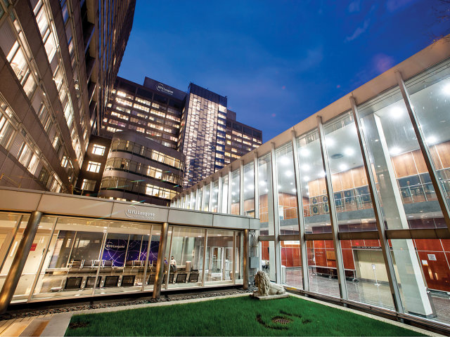 NYU Hospitals Center - On-Call Cost Estimating Contract