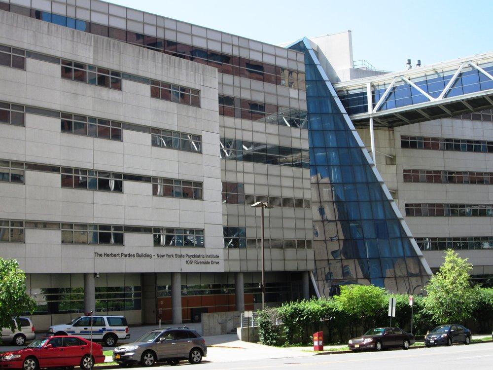 New York State Psychiatric Institute - Herbert Pardes Building