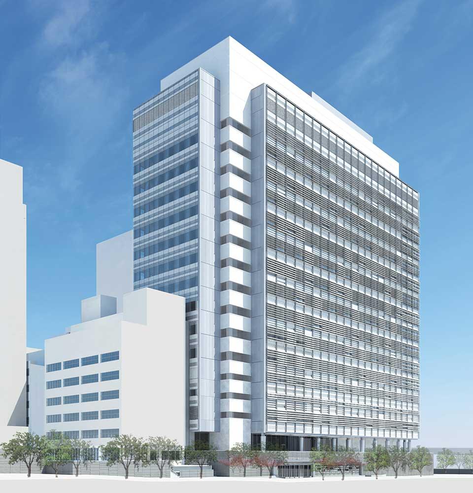 NYU Langone Medical Center New Energy Building