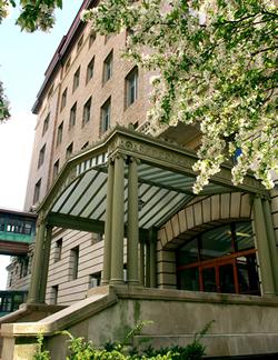 Rockefeller University Hospital Planning Study
