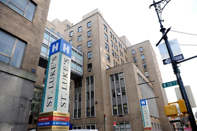 St. Luke's - Roosevelt Hospital Center