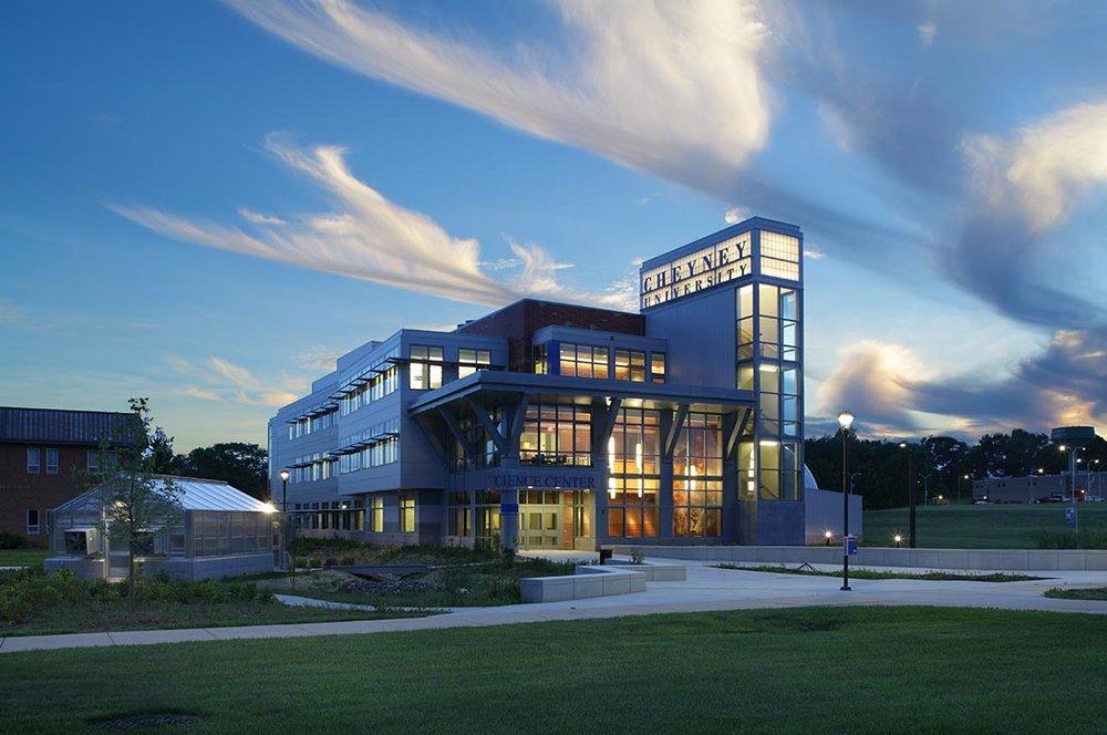 Cheyney University - Carver Science Center Renovation
